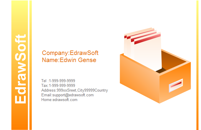 Education Business Card 8