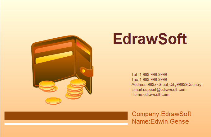 Finance Business Card 9