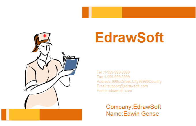 Medical Business Card 12