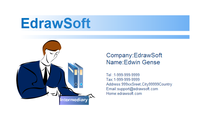 Miscellaneous Business Card 10