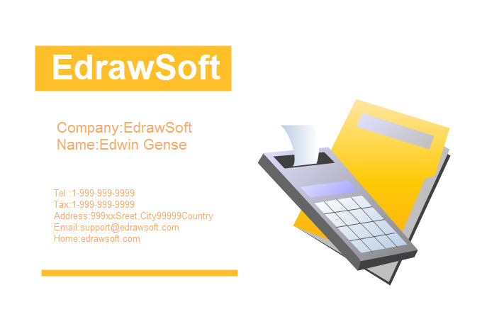 Office Business Card 2