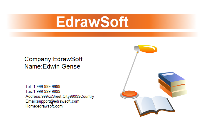 Office Business Card 4