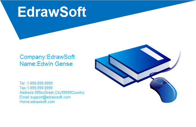 Office Business Card 7