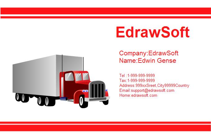 Traffic Business Card 1