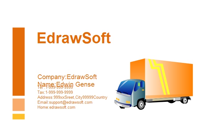 Traffic Business Card 4