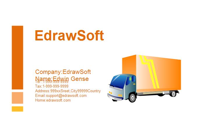 Traffic Business Card 4