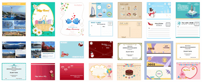 Cards Design Templates
