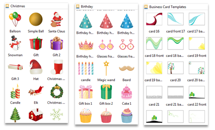 No Matter What Card You Create Business Birthday Or Greeting Have Pre Made Elements To Start
