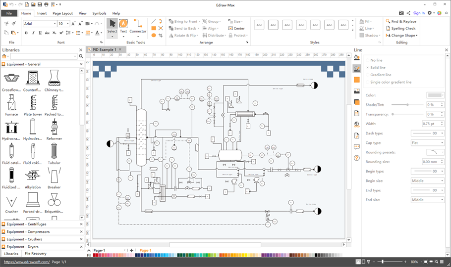 circuit diagram software for mac rh edrawsoft com circuit diagram maker using equation circuit diagram making