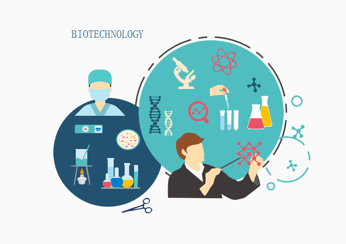 Best Vector Biotechnology Clipart - Free Download