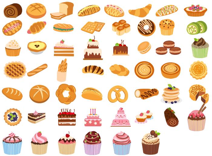 Bread Cliparts