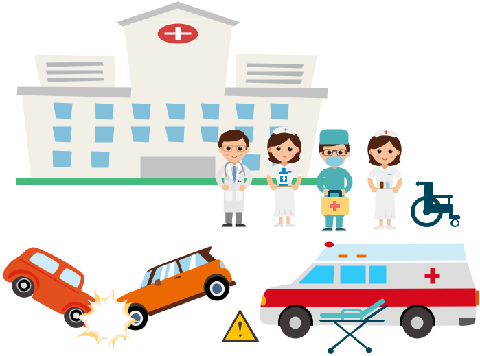 kids professions clipart example hospital