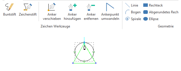 Neue Symbole zeichnen