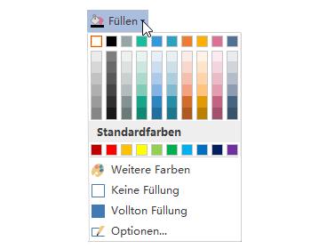 Farben einfügen