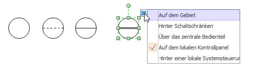 Intelligente Instrumente-Symbole