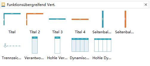 Funktionsübergreifendes Flussdiagramm