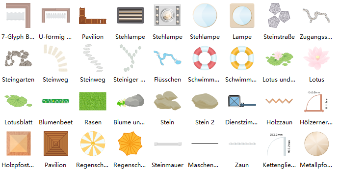 Gartenplanung software kostenlos deutsch for Mobel design software
