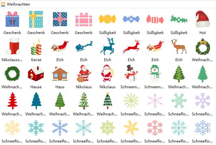 Weihnachtskarten Freeware.Weihnachtskarte Selbst Erstellen Programm Für Gestaltung Der