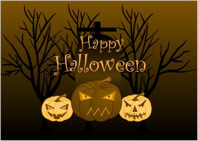 Halloween Beispiel