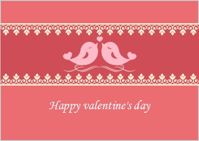 Valentinstag Beispiel