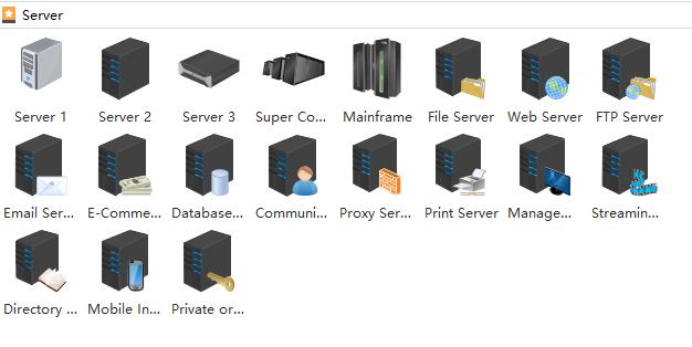 Servers Templates