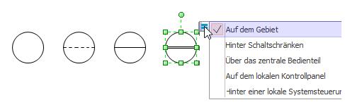 Inteligente Instrumentation-Symboles