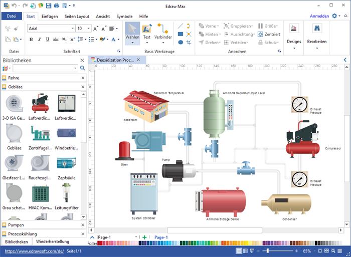 Rohrleitungsausführung Software