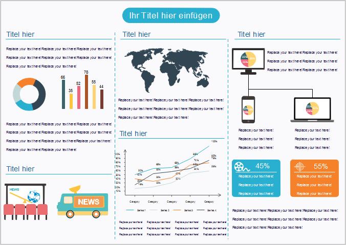 Infografik Beispiel