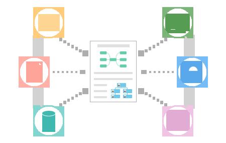 Diagramm erstellen  Diagramm Software f  r Mac