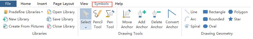 edit your enterprise architecture symbols