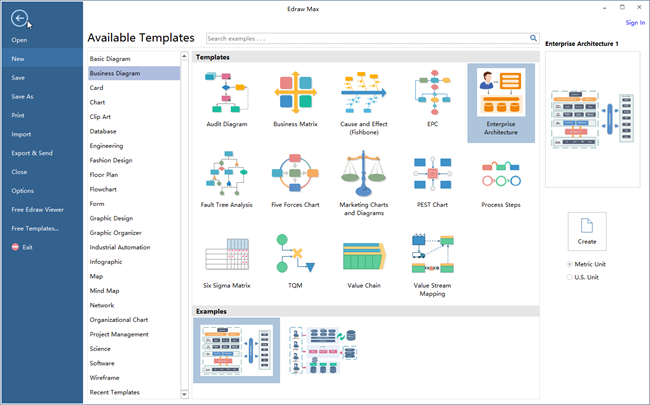 How to create an enterprise architecture diagram sciox Images