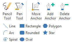 Draft Symbols