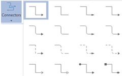 Set Default Connectors