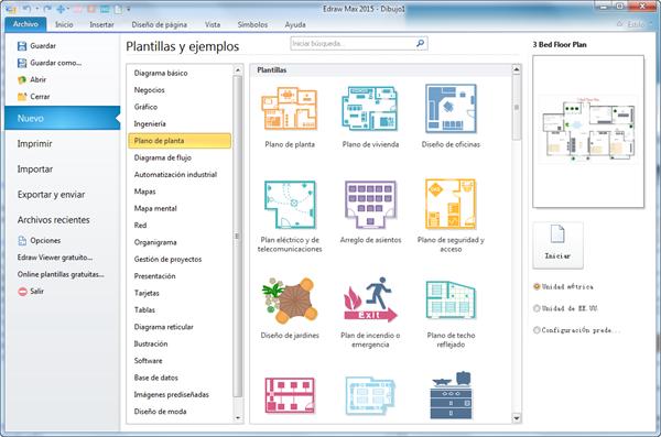 Creador de planos de planta crear planos de planta for Pagina para hacer planos gratis