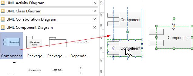 Add Diagrama UML Shapes