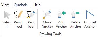 Dibujar símbolos personalizados