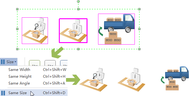 Add Workflow Diagram Shapes
