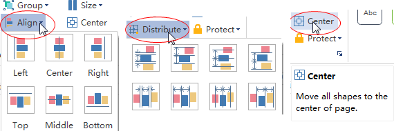 Format Fault Tree Diagram Shapes