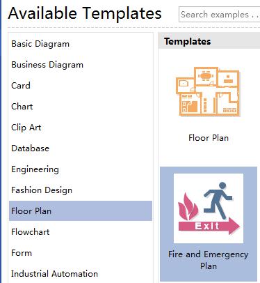 Abre una Nueva Página para el Plano de Emergencia del hospital
