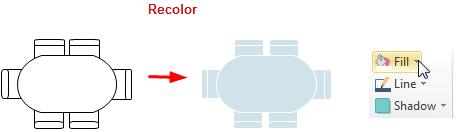 Recolor Symbol