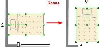 Rotate Symbol
