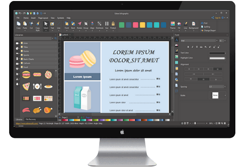 Food Menu Design Software