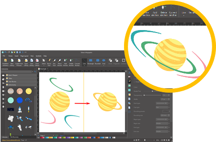 flyer software for windows mac and linux