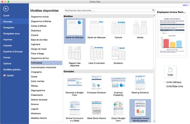 Logiciel de création de formulaire pour Mac