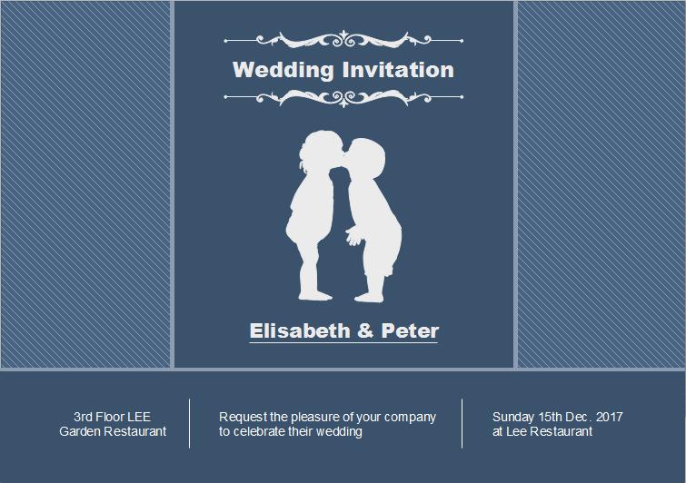 Modeles De Carte D Invitation De Mariage Gratuits A Personnaliser