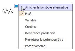 changer le style de symbole