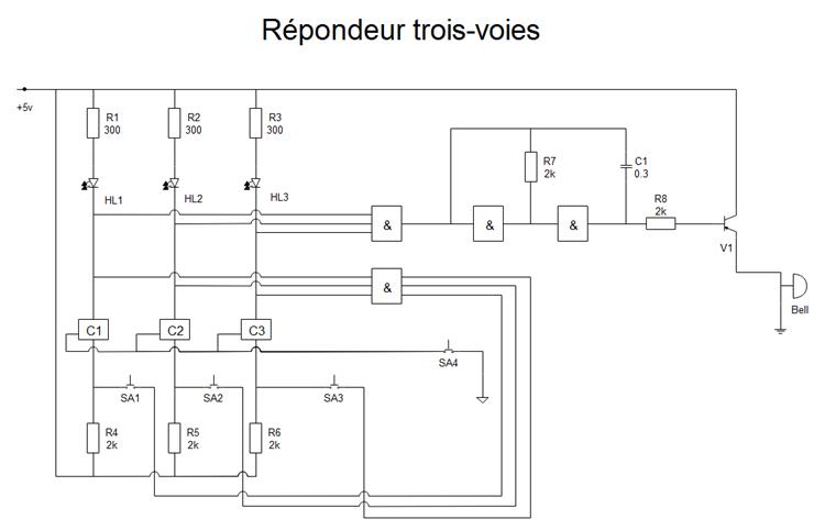 exemple de schéma électrique