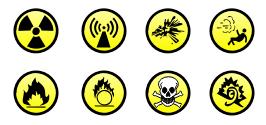 signe-produits chimiques dangereux
