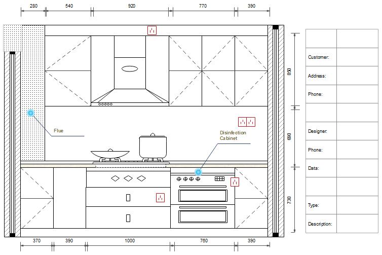 Plan Elevation Gratuit : Les modèles de plan cuisine gratuits à télécharger et