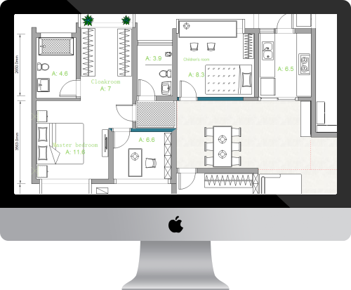 Logiciel plan maison mac cool les meilleurs logiciels for Logiciel plan jardin mac